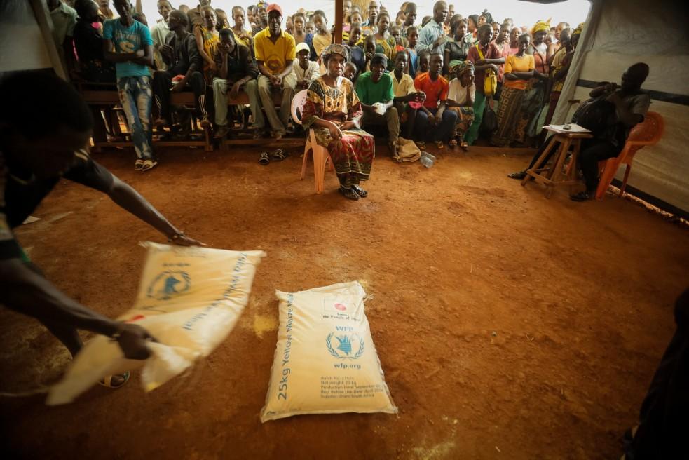 Centrafrique – l'étau