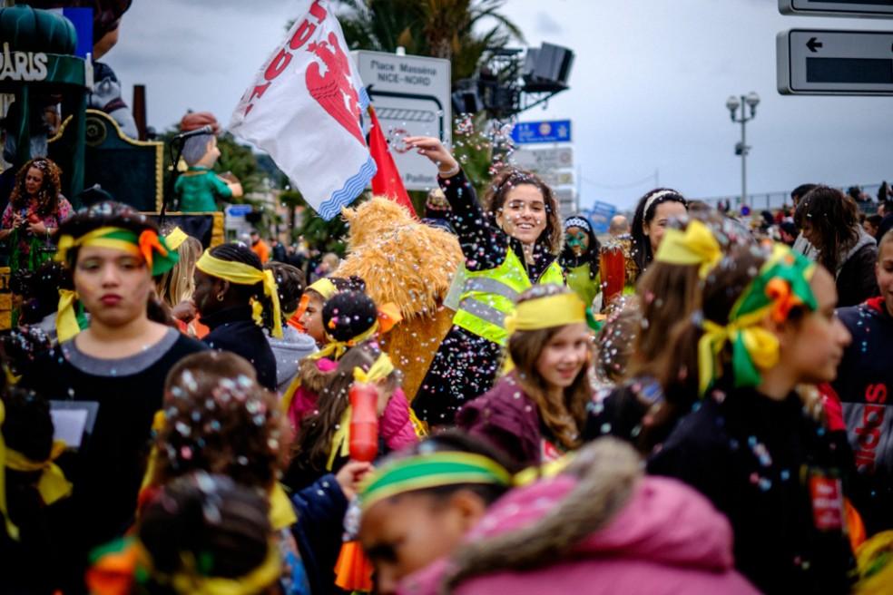 Carnaval de Nice (video)