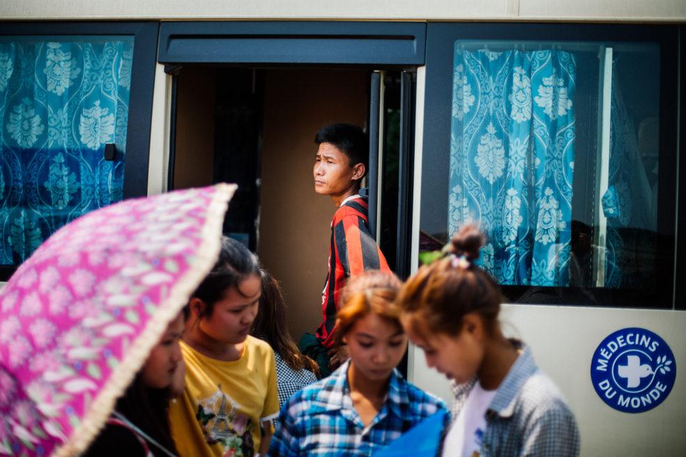 Birmanie – Usagers de drogue